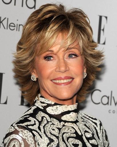 Jane Fonda Hairstyles 1970 - Hairstyles By Unixcode