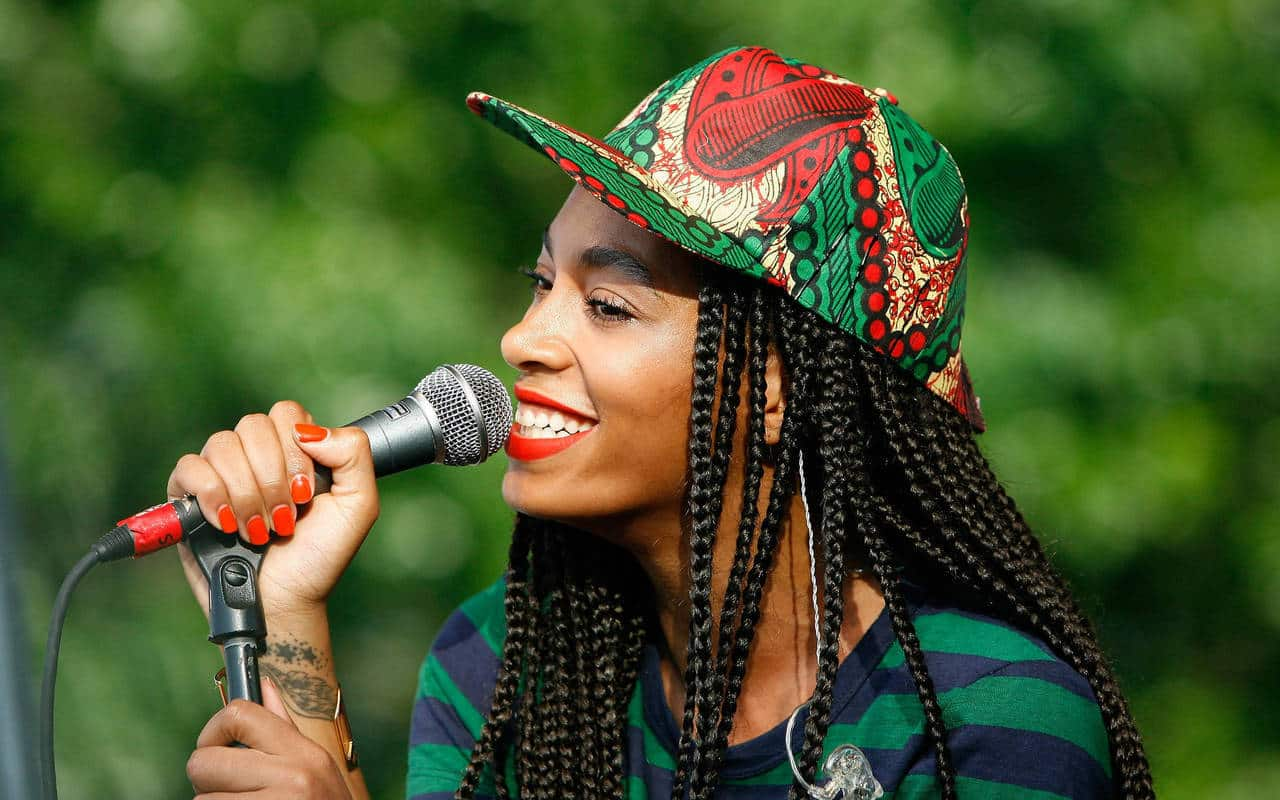 50 Funky Box Braids For Women To Wear With Pride