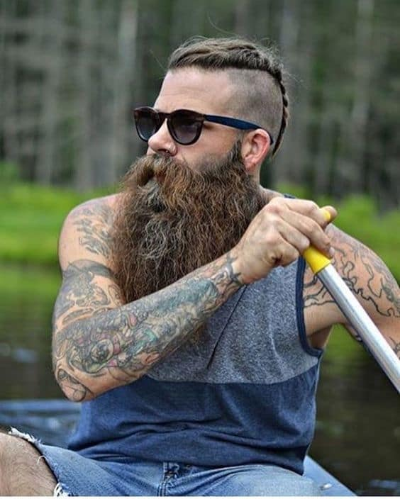 Braided Beard 10 Brilliant Styles For Fashionable Men