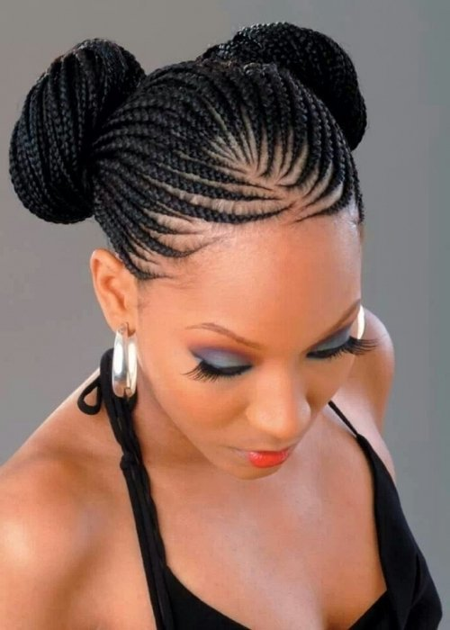 Trending Cornrow Hairstyles