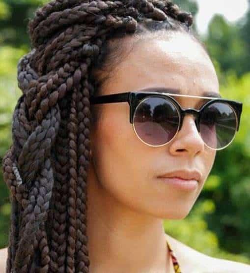 Braided Marley Twists