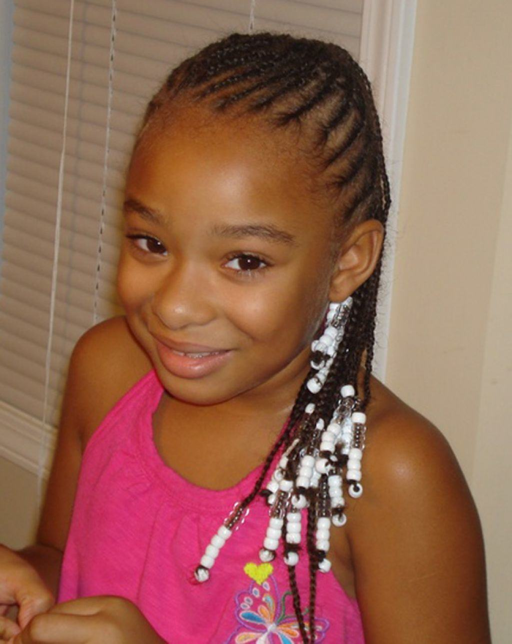 Braids Hairstyles For Kids White Girls Easy Braid Haristyles