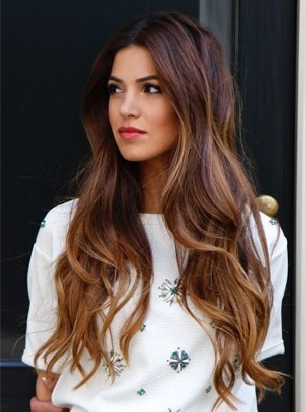 Mexican hair color