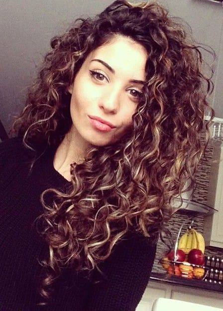 30 Crazy Curly Hair Colors For Confident Women Hairstylecamp