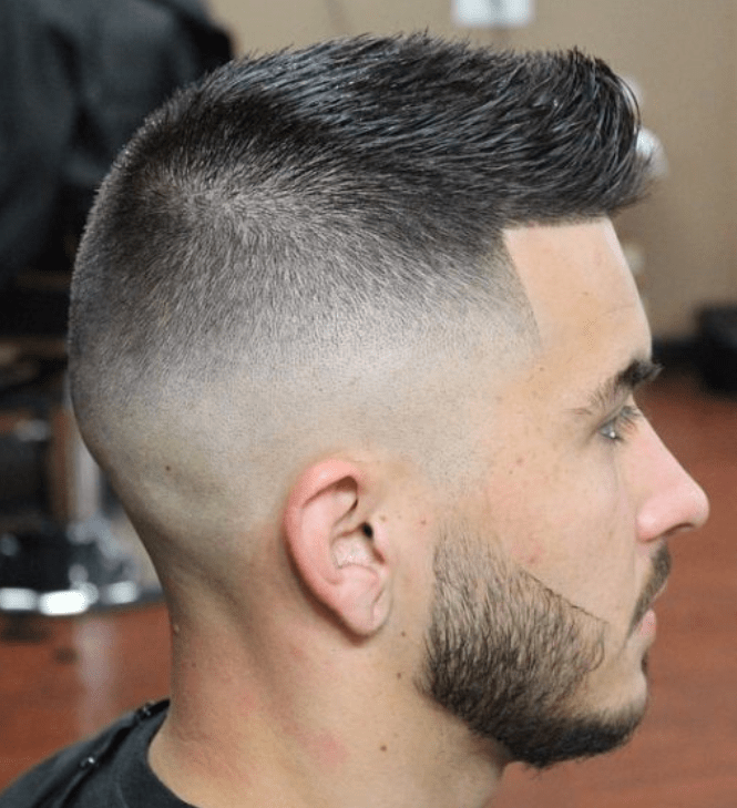 5 Light Caesar Haircut For Men To Style Short Hair