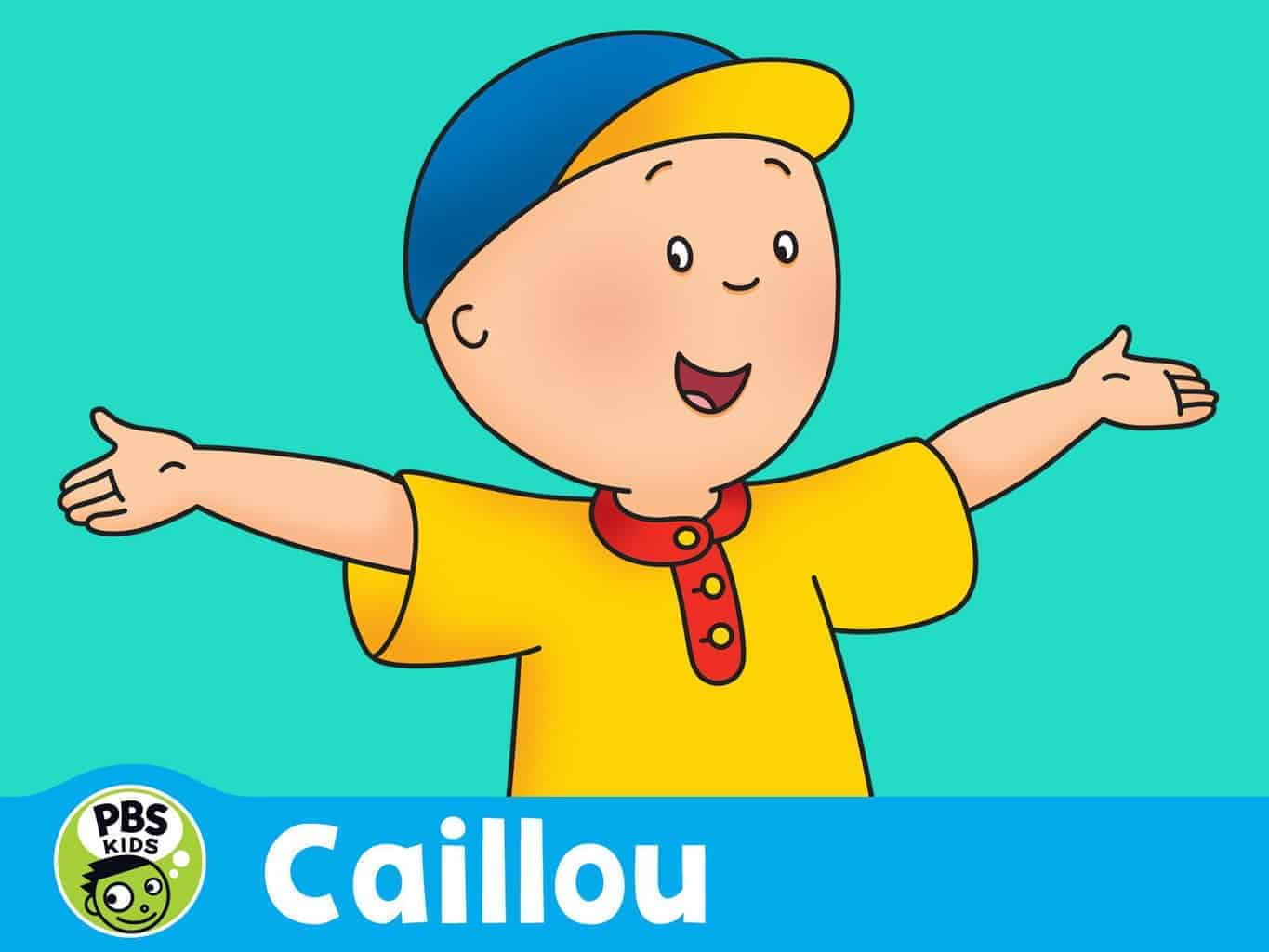 Why Does Caillou Have No Hair Hairstylecamp