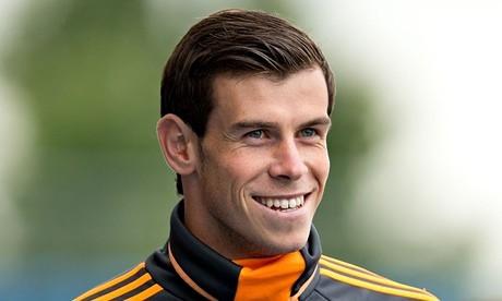 Casual Hairstyle Gareth Bale's haircut