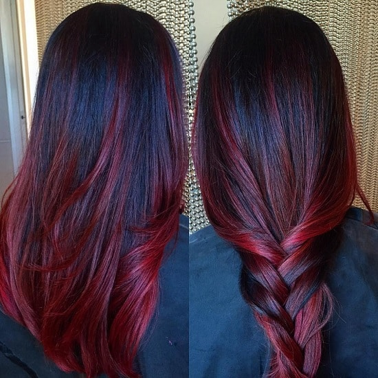 If You Are Wondering Whether Should Use Cherry Hair Color On Your Locks The Answer Is Yes Every Try This Magnificent Shade At Least Once
