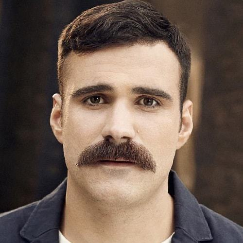 10 Types Of Mustache Styles That Ll Be Trendy In 2019