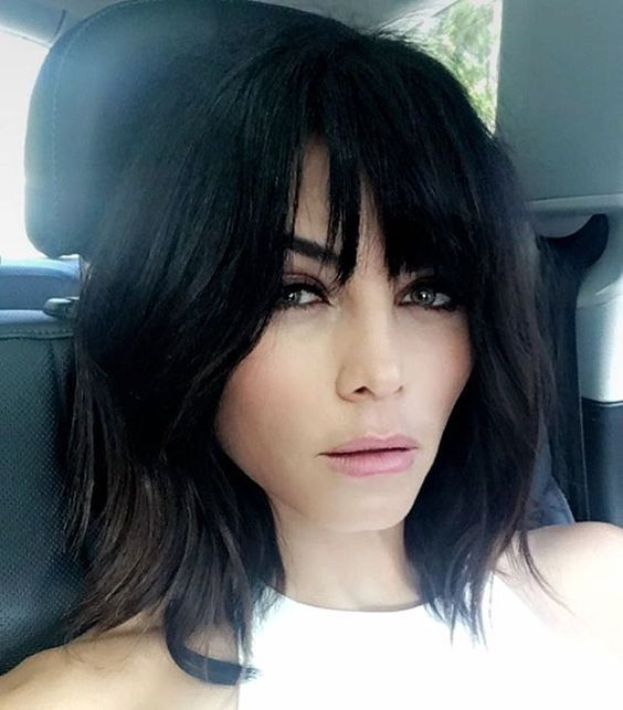 Nice Cool Girl Haircut