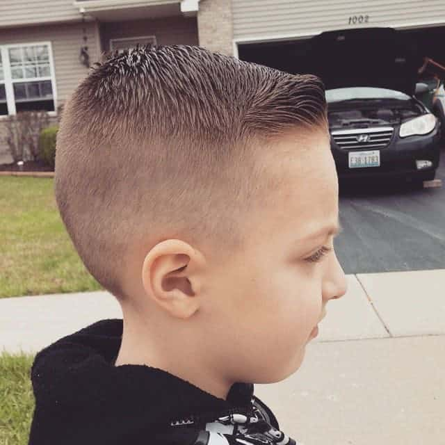 90 Splendid Little Boy Haircuts March 2021