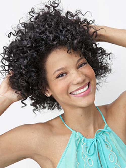 If You Don T Want The Perm To Steal Length Of Your Hair Can Go For This Type Wild It Allows Become A Little Messy While