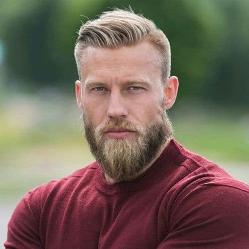 These Curly Beard Styles Are Here To Let You Choose The Most Appropriate Curly  Beard Style For You. Attain Any Style And Enjoy Your Manly Looks To The ...
