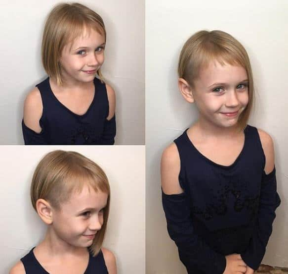 60 Bob Haircuts That Are Perfect For Little Girls