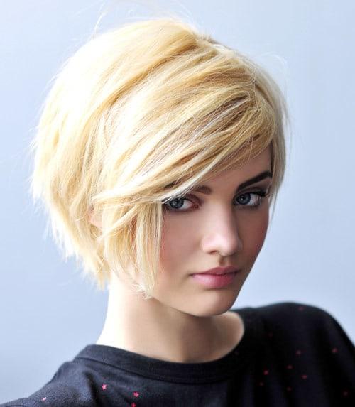 20 Elegant And Short Choppy Hairstyles For Classy Girls