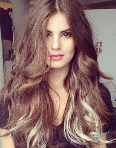 20 Ultimate Hair Colors For Women With Hazel Eyes
