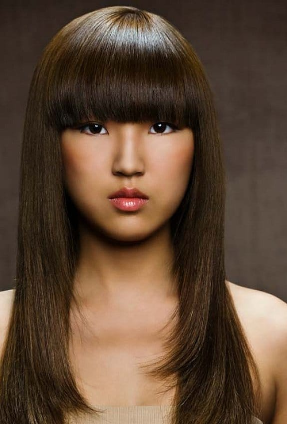 Top 20 Dreamy Hair Color Ideas For Asian Women Hairstylecamp
