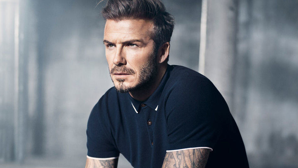 Top 15 David Beckham S Trendsetter Hairstyles All Time Best