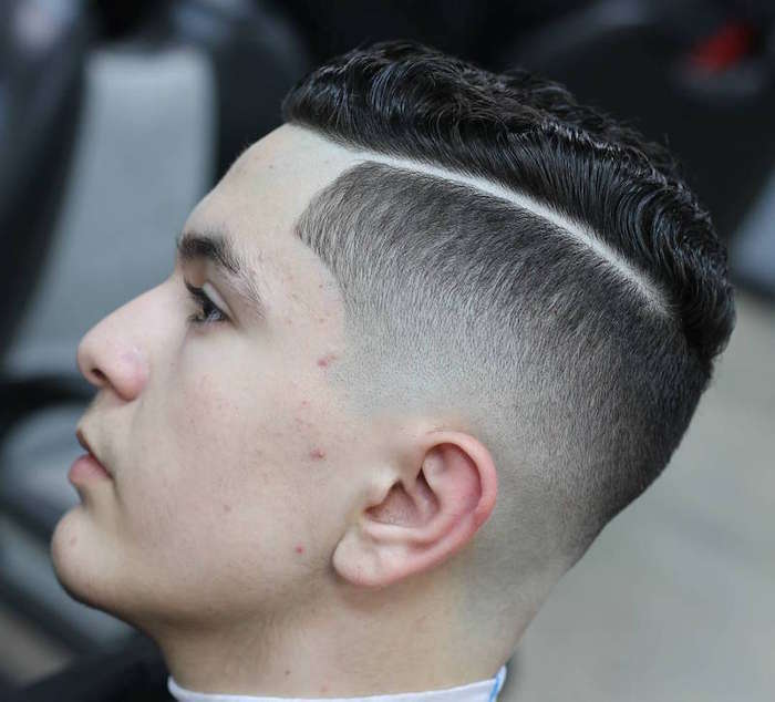 10 Stylish Skin Fade Haircut Variations Hairstylecamp