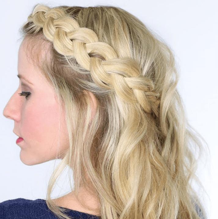 7 Flawless Dutch Braid Crown Hairstyle Ideas Hairstylecamp