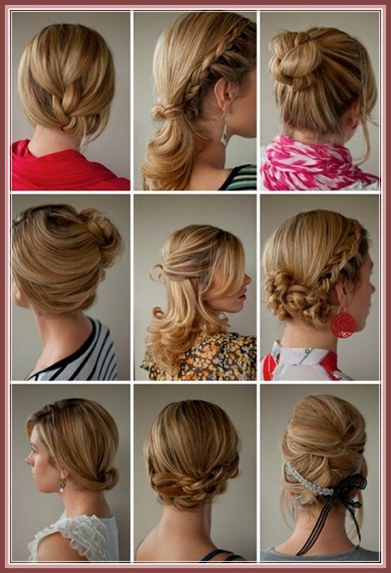 updos for medium hair
