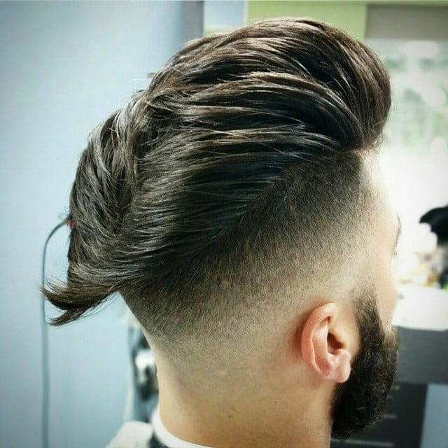10 Most Handsome Elephant Trunk Hairstyles For Men