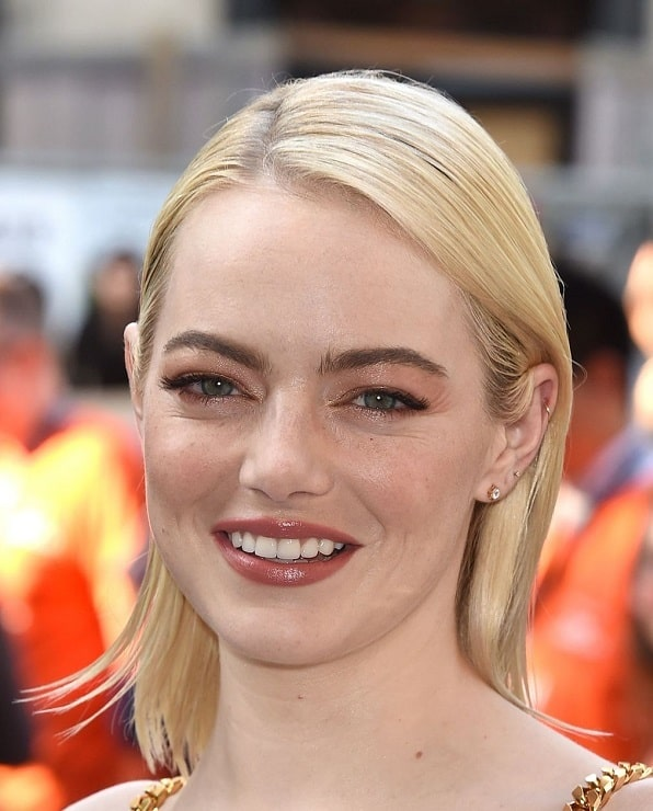 Emma stone hair agree with
