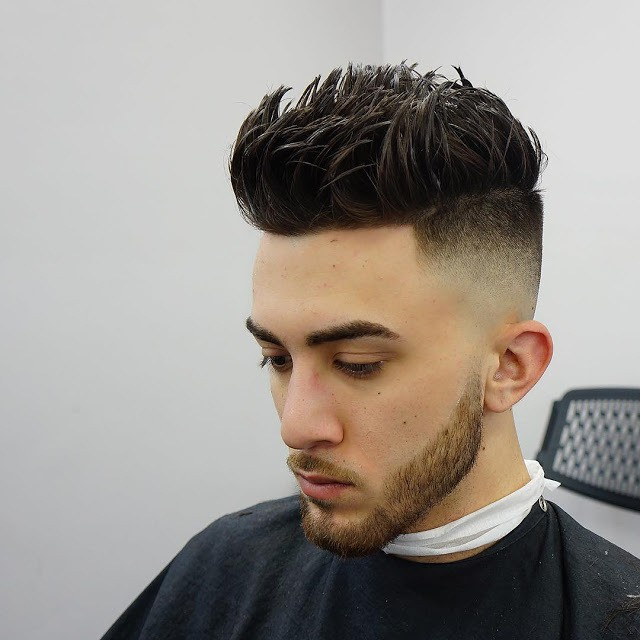 30 Different Types Of Fade Haircuts For Men That Rock
