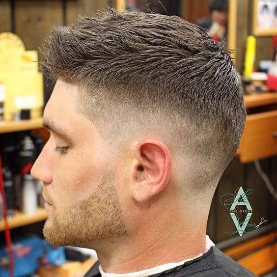 30 different types of fade haircuts for men that rock fade haircuts for men 16 urmus Image collections