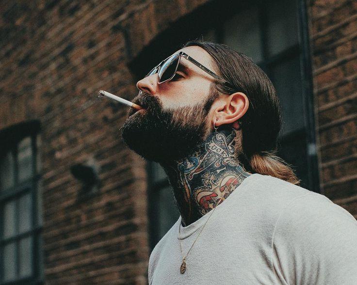 10 Bold Amp Unique Beard Plus Tattoo Styles For Men