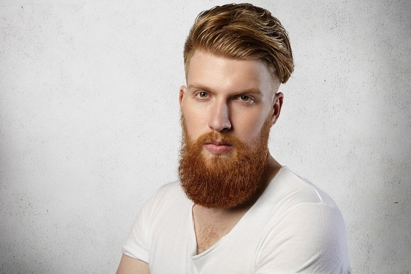 7 Sultry Ginger Beard Styles For Men Hairstylecamp