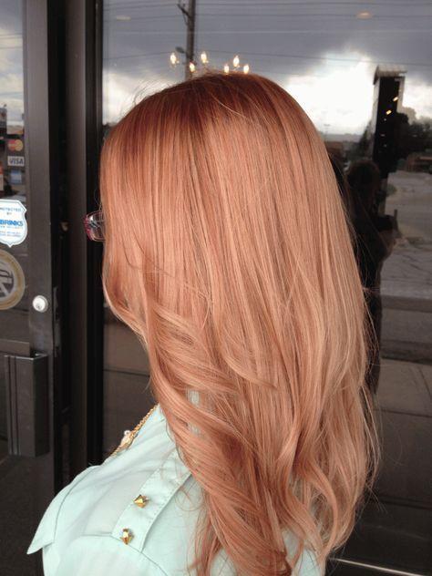 Light Ginger Hair Color You Like
