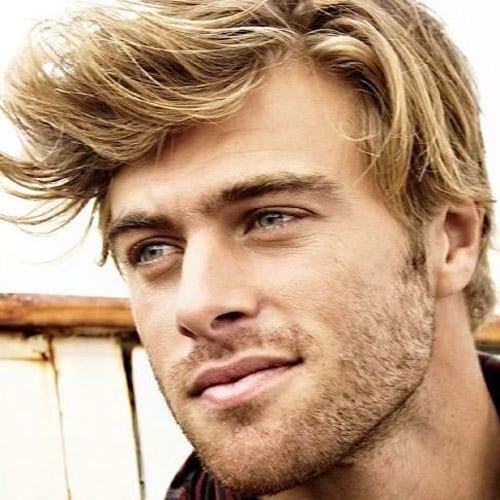 20 Best Mens Blonde Hairstyles To Try Next Hairstylecamp
