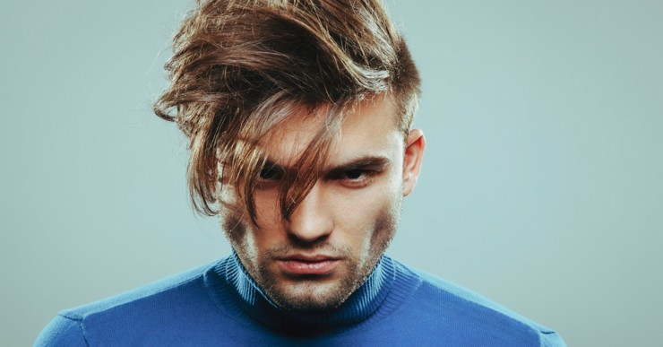 New Hair Styles Men: 40 Unique Line Hairstyles To Help Men Make A Statement