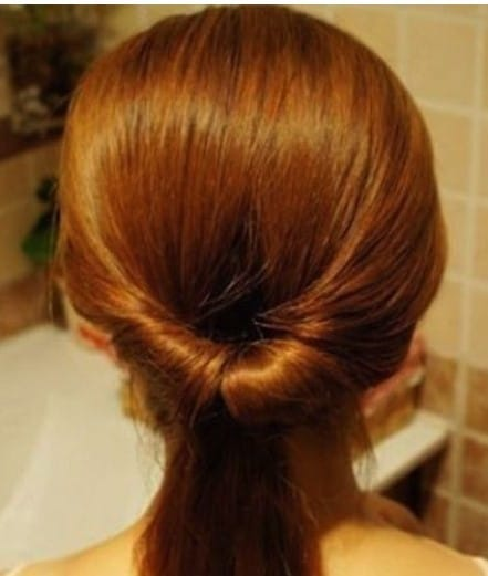 Women's Wet Hairstyle