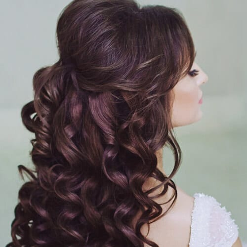 35 Attention Grabbing Formal Hairstyles For Long Hair