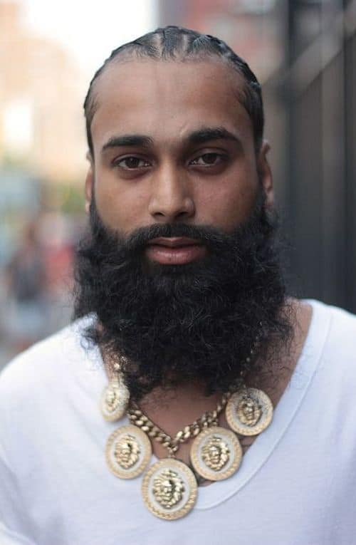 20 Hottest Beard Styles For Black Guys You Can T Miss