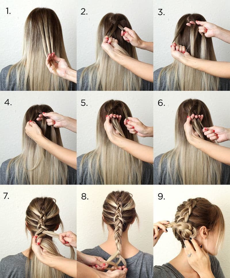 How to Style Dutch Braid for girl?
