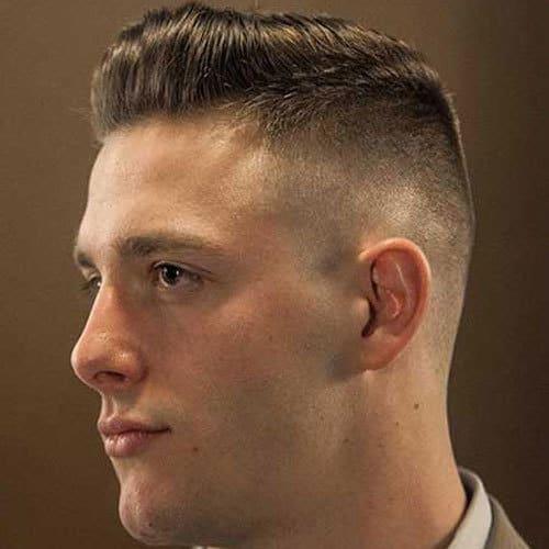 Marine Ivy League Cut for men