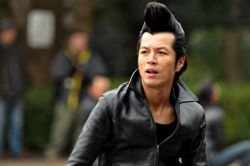 7 Startling Japanese Pompadour Hairstyles For Men