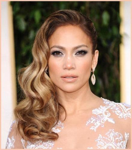 Waves Jennifer Lopez Haircut you love