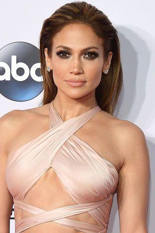 Back Jennifer Lopez Hairstyles
