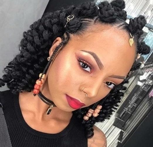 20 Latest Kenyan Hairstyles For Women 2021