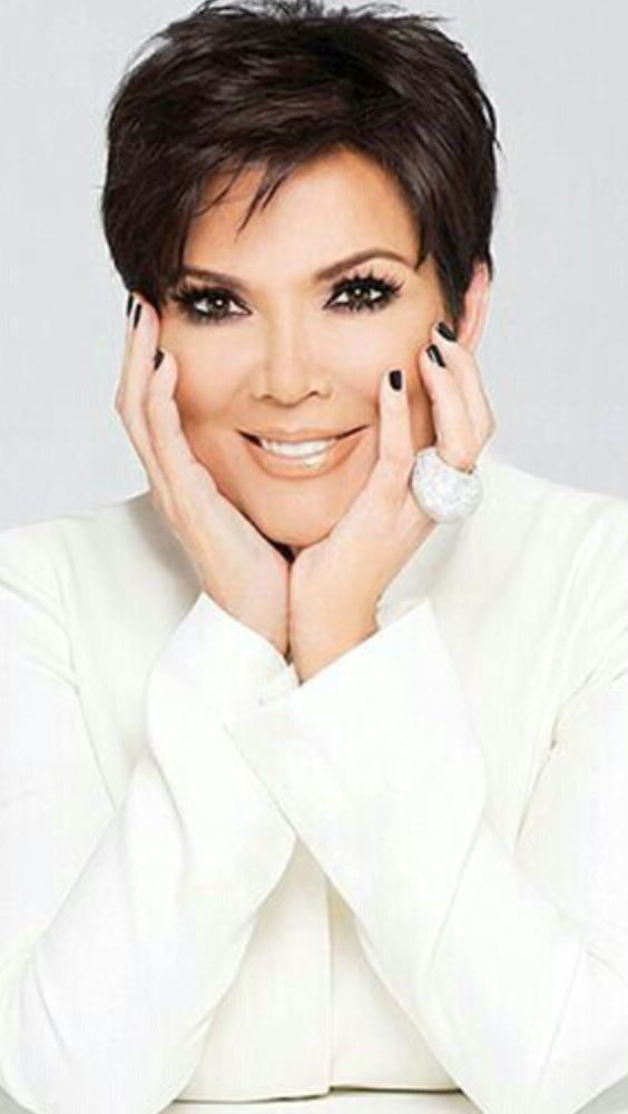 kris jenner hair style kris jenner haircut 2017 hair color ideas and styles for 4266
