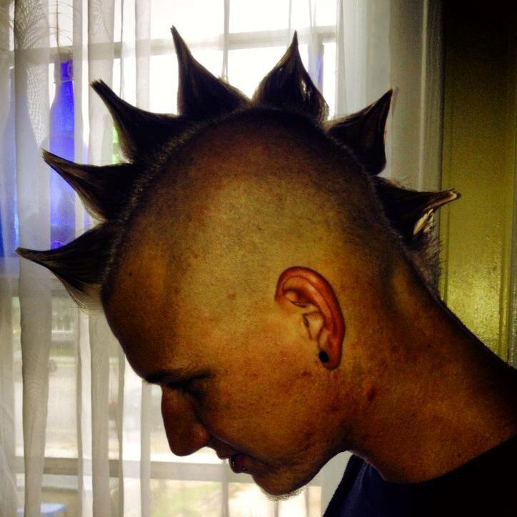 20 Absolute Punky Liberty Spikes For Men Hairstylecamp