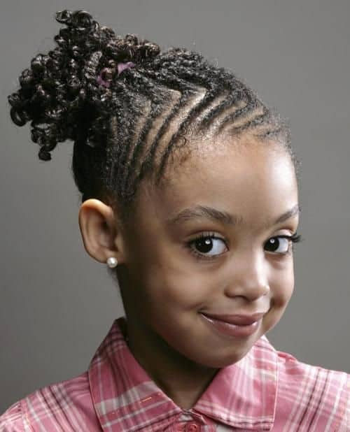 20 Ideal Little Black Girl Hairstyles for School – HairstyleCamp