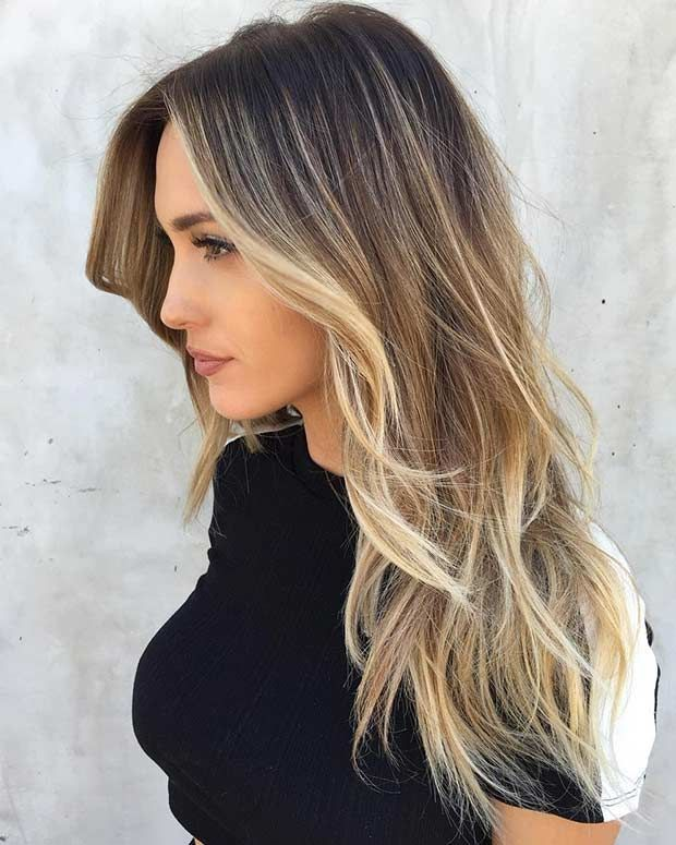 20 Luxurious Long Layered Hairstyles for Women – HairstyleCamp