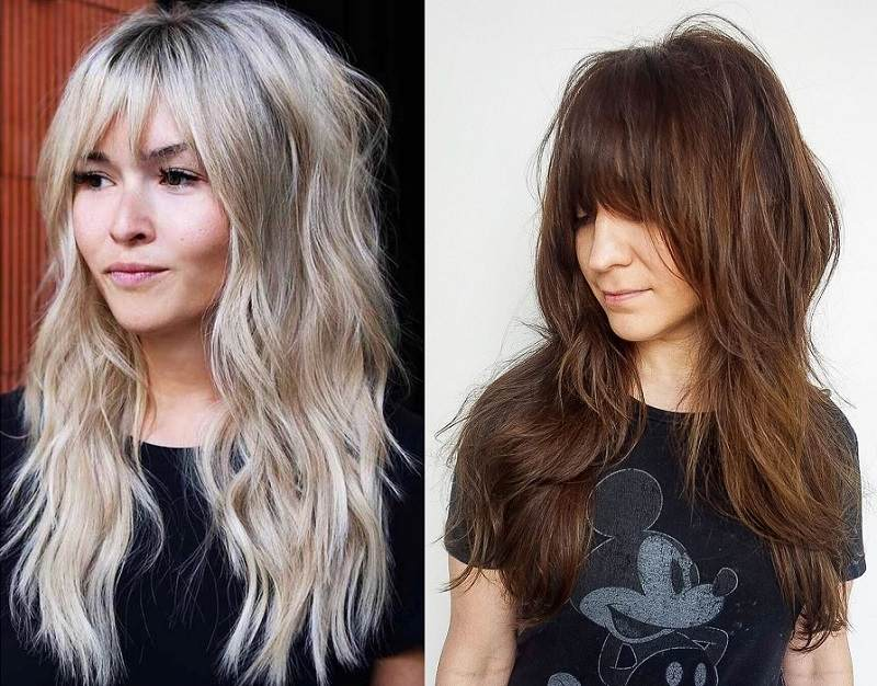 30 Eye Catching Hairstyles For Long Thick Hair