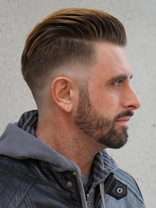 What is Drop Fade - 7 Classiest Drop Fade Haircuts