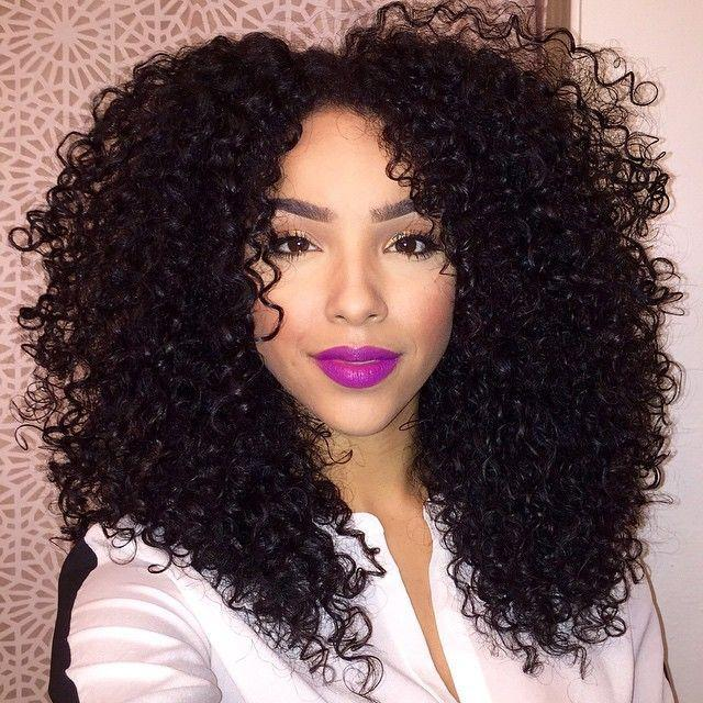 Layered lock Malaysian Kinky Curly Hair you love